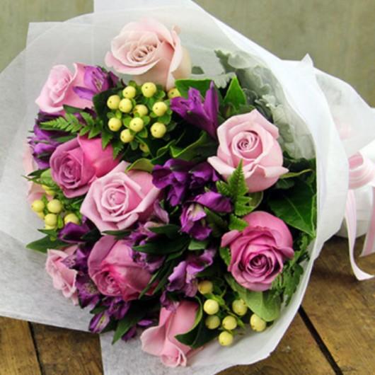 Bouquet simplicité